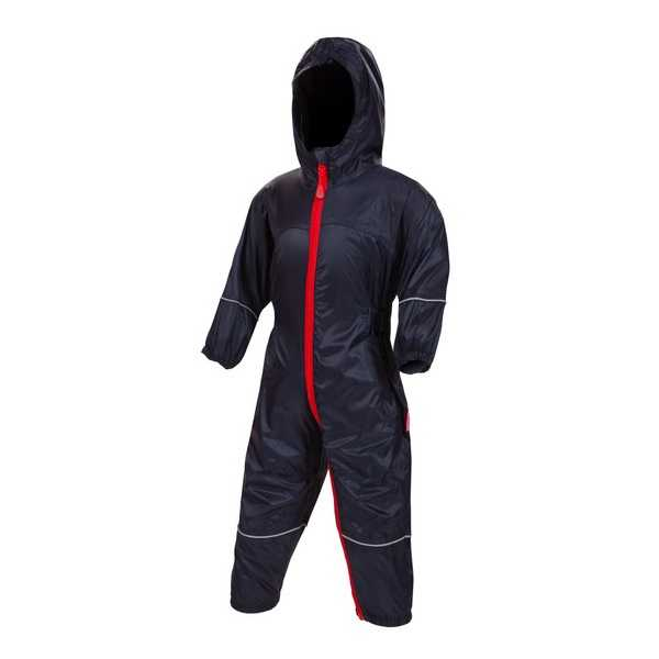 Waterproof All-in-One Rain Suit in Little Nipper Navy