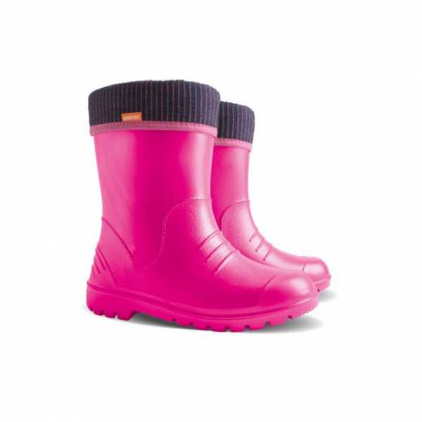 Ultra Light Wellington Boots in Pink