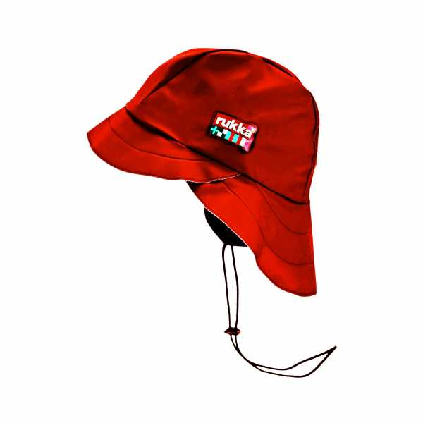 Sou'wester Hat in Red