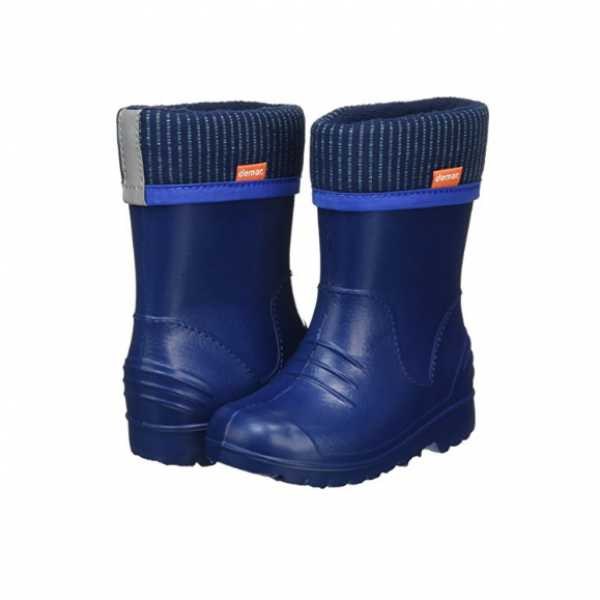 Ultra Light Wellington Boots in Blue