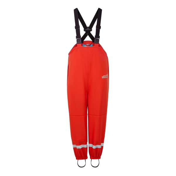 Outdoors Dungaree in Racing Red