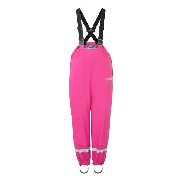 Outdoors Dungaree in Pretty Pink