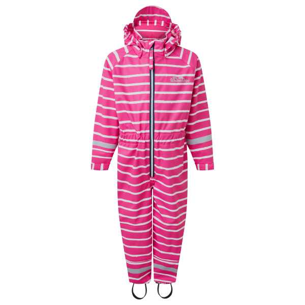 Outdoors Unlined All in One in Pretty Pink Stripe