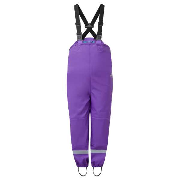 Outdoors Dungaree in Perfect Purple